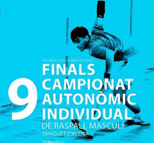 Final Raspall